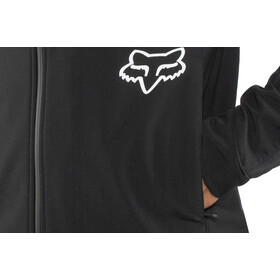 Fox Attack Fire Jacket Herren black